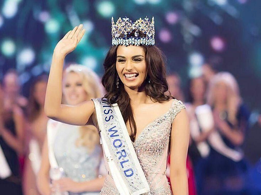 Foto: Cantiknya Miss India, Pemenang Miss World 2017