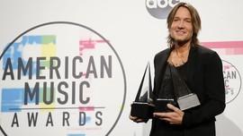 Daftar Lengkap Pemenang American Music Awards 2017