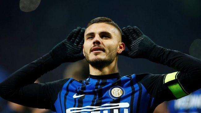 Guyonan Direktur Persib Incar Striker Inter Milan