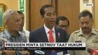 Jokowi Tak Akan Lindungi Setya Novanto
