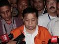 Bibit Samad Rianto Minta Setnov Jalani Penahanan di KPK