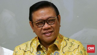 Agung Laksono Tolak Jadi Saksi Meringankan Fredrich Yunadi