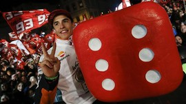Titel Juara Dunia MotoGP Tak Ubah Kepribadian Marquez