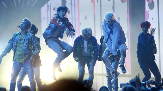 'Janji' Tahun Baru Jimin 'BTS'