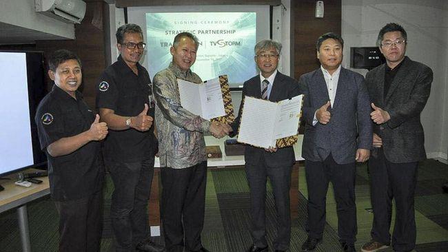 Ikuti Era Smart Home, Transvision Gandeng TVSTORM
