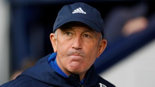 Usai Kalah 0-4 dari Chelsea, West Bromwich Pecat Tony Pulis