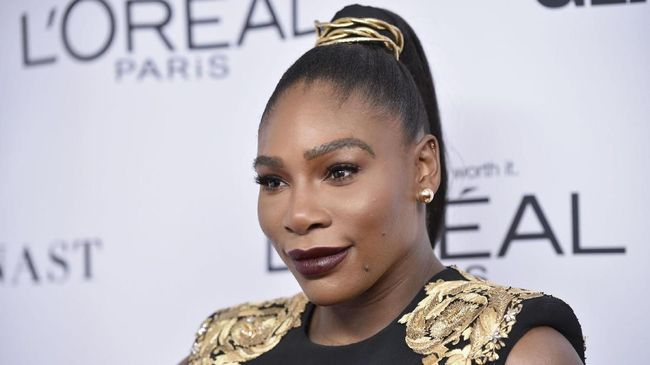 Dari Tenis ke Dunia Mode, Serena Williams Rilis Label Sendiri