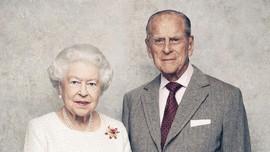 Mobil Terbalik, Pangeran Philip Selamat Dari Kecelakaan