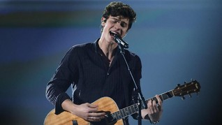 Gelar 'Prince of Pop' Direbut, Bieber Tantang Shawn Mendes