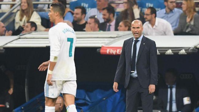 Pemain Real Madrid Siap Mati Bersama Zidane