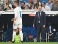 Zinedine Zidane Perkasa di El Clasico