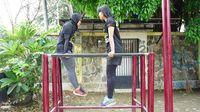 Setiap sesi latihan pun dibagi menjadi beberapa kelas, yaitu kelas progres, beast mode, ladies, cardio dan bahkan ada kelas freestyle. Foto: Widiya Wiyanti/detikHealth