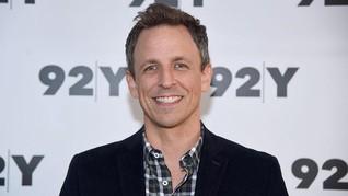 Istri Seth Meyers Melahirkan Putra Kedua di Lobi Apartemen