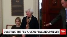 Janet Yellen Akan Tinggalkan Direksi the Fed