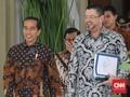 Bertemu Jokowi, Bank Dunia Puji Kondisi Ekonomi Indonesia