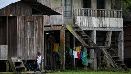 FOTO: Tumaco, Kota yang Terkepung Geng Narkoba