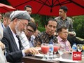 Jokowi Menerima Majelis Tinggi Perdamaian Afghanistan
