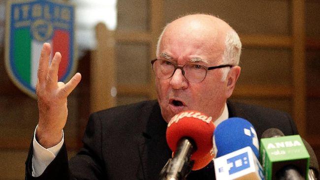 Mundur dari FIGC, Tavecchio Dituduh Pelecehan Seksual