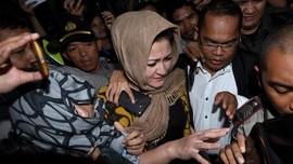 Dijenguk Istri di Rutan KPK, Setnov Mengaku Dibawakan Makan