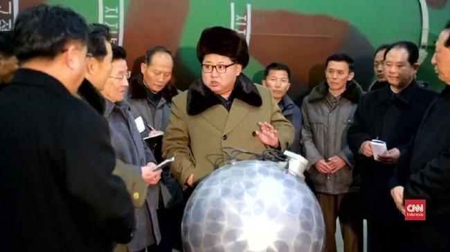 VIDEO: Donald Trump Sebut Korea Utara Sponsor Terorisme