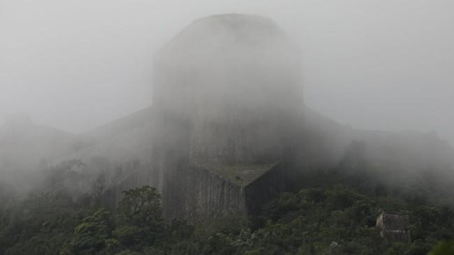 FOTO: Citadelle Laferriere, Benteng 'di Atas Awan'