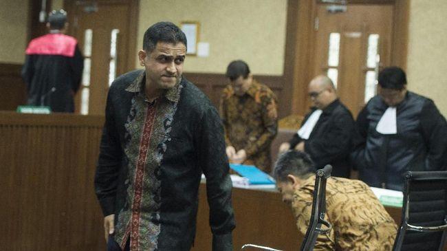 Nazaruddin Dapat Remisi Lebaran Dua Bulan
