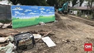 Jaga Keawetan Jalan, PUPR Gelar Program Perbaikan Drainase
