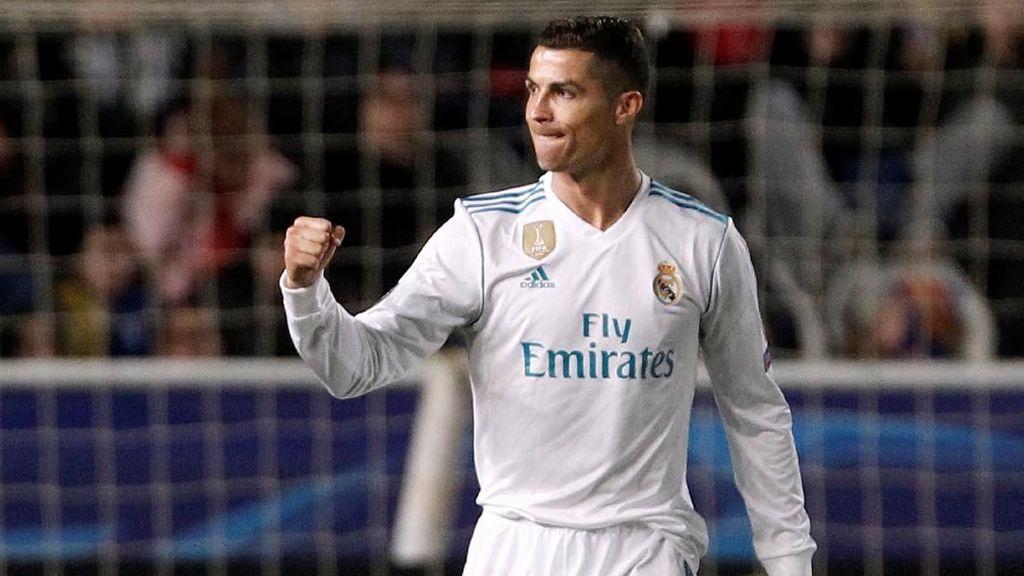 Oh Begini Gaya Hidupnya Cristiano Ronaldo Pemenang Ballon dOr, Sehatkah?