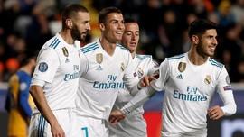 Benzema Berpotensi Pergi, Asensio Tetap di Madrid