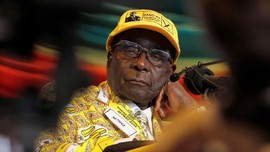 Jasad Robert Mugabe Batal Dikubur di Taman Makam Pahlawan