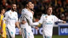Susunan Pemain Final Liga Champions Real Madrid vs Liverpool