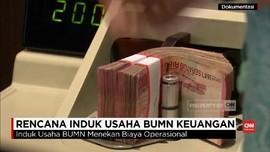 VIDEO: Pemerintah Siapkan Pembentukan Holding Jasa Keuangan