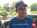 Komentar Sandiaga Usai Bersepeda ke Tanah Abang