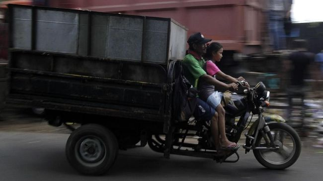 Produsen Motor Roda Tiga Tossa Shakti Ajukan Pailit