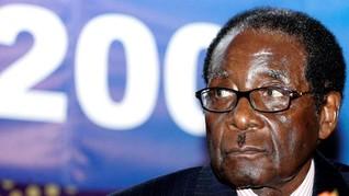 Mugabe Dilaporkan Menangis Ketika Sepakat Mengundurkan Diri
