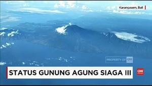 VIDEO: Status Gunung Agung dan Imbauan Jarak Aktivitas Warga