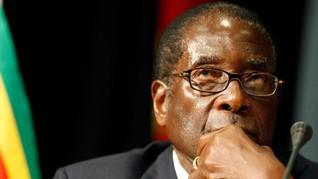 Mewah, Fasilitas Pensiun Robert Mugabe