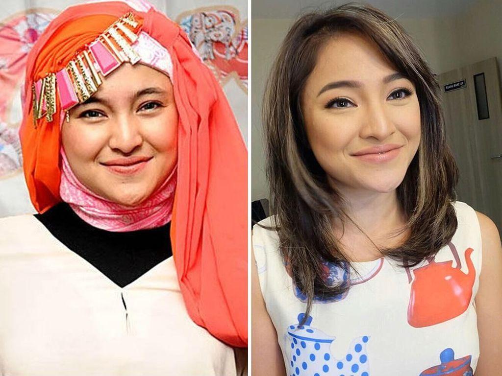 Foto: 5 Artis yang Pernah Memutuskan Melepas Hijab