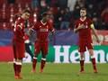 FOTO: 'Insiden Istanbul' Terulang di Sevilla vs Liverpool