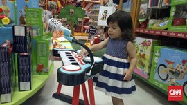 Alasan Orangtua Harus Pilih Mainan Sesuai Usia Anak