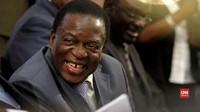 VIDEO: Pengganti Mugabe Dilantik Jumat
