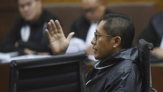 Anas: Kesaksian Nazaruddin Perlu Diverifikasi Tujuh Kali