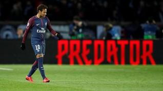 Neymar Kesal Namanya Dicatut untuk Penipuan Via WhatsApp