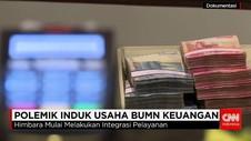Polemik Induk Usaha BUMN Keuangan