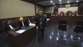 KPK Pertanyakan Anas Hadirkan Yulianis cs untuk Sidang PK