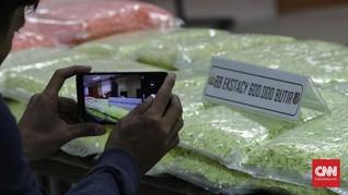 Polisi Selidiki Kasus Tiga Bocah Telan Ekstasi di Riau