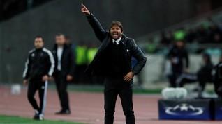 Conte Ingin Fokus di Liga Inggris Sebelum Hadapi Barcelona