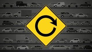 Pola Pikir Jaringan dan Kemacetan Lalu Lintas