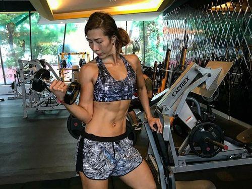 Kisah Dokter Gigi Cantik Juara Binaraga yang Dulu Dibully Karena Gemuk