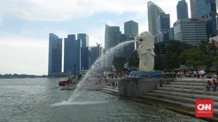 Singapura Tutup Kantor dan Sekolah Mulai 7 April
